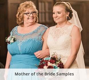sample mother of the bride