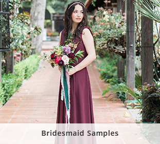 sample bridesmaids