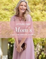 Perfectly Styles for Mother of the Bride
