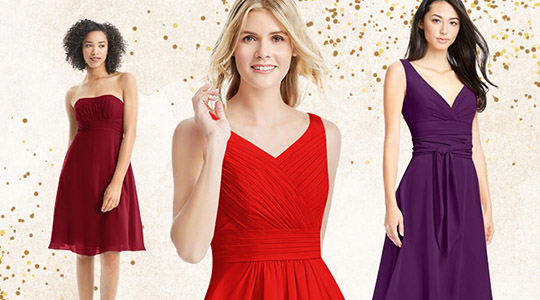 Shop Affordable Bridesmaid Dresses