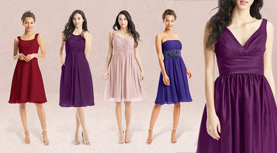 Find Fashionable Cheap Bridesmaid Dresses Today