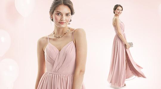 Chic + Trendy Bridesmaid Dresses